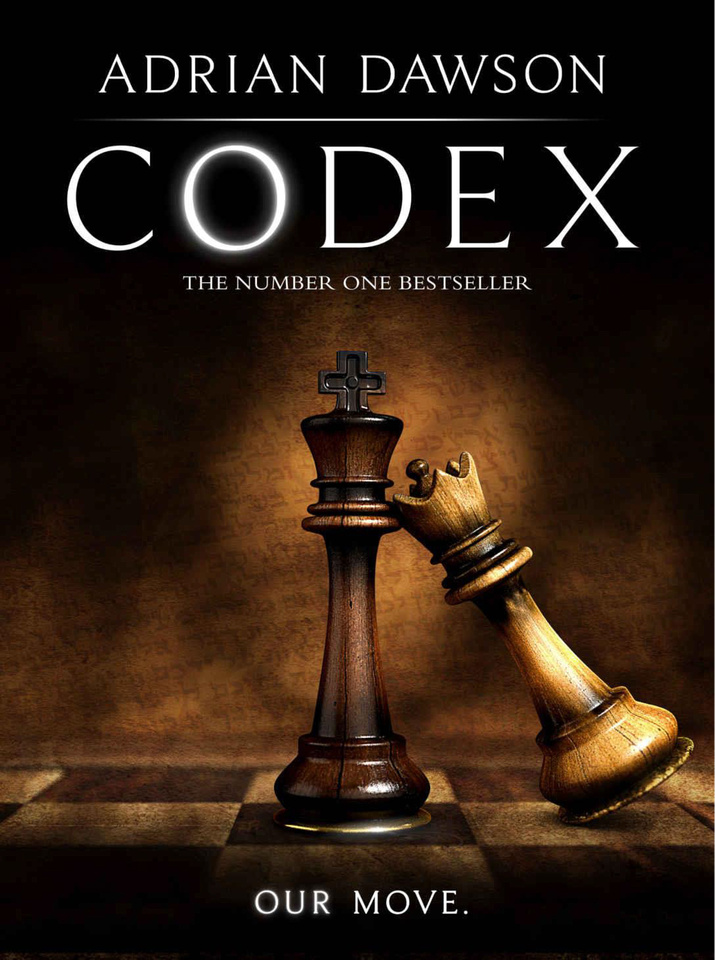 book cover for codex
