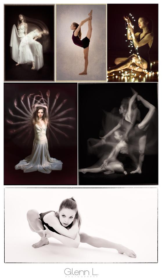 Dancer Collage