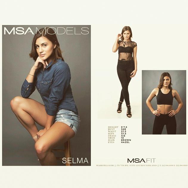 MSA Models Selma